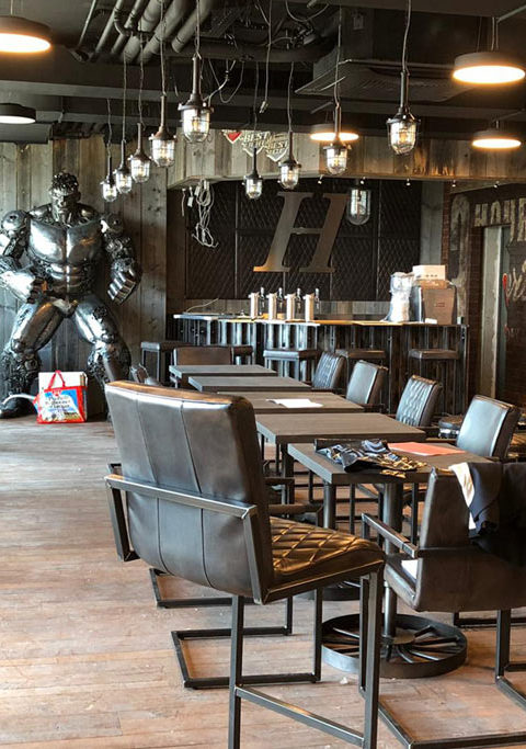 Harley Diner Restaurant Geneva