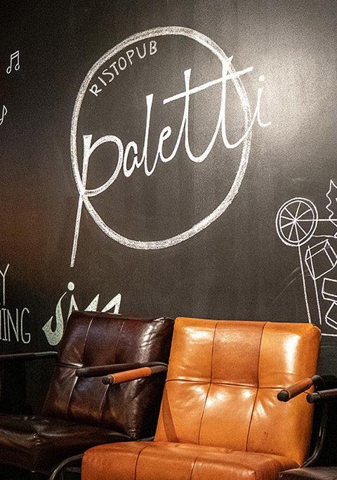 Cafe Club Paletti